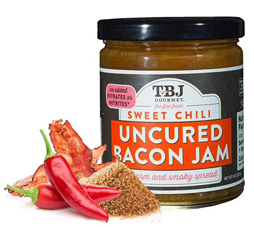 TBJ Gourmet - Sweet Chili Uncured Bacon Jam