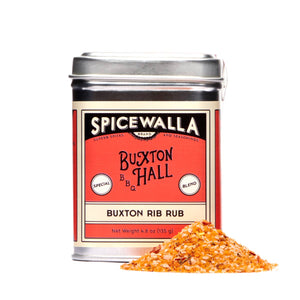 Spicewalla - Buxton Hall Barbecue Rib Rub (4.8 oz)