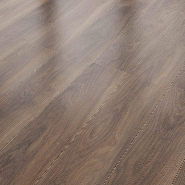 Gunstock Oak - 7mm Laminate Flooring by Inhaus