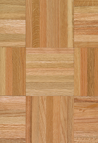 "Standard Oak 12x7/16"" - Urethane Parquet Collection - Solid Hardwood Flooring by Armstrong Flooring"