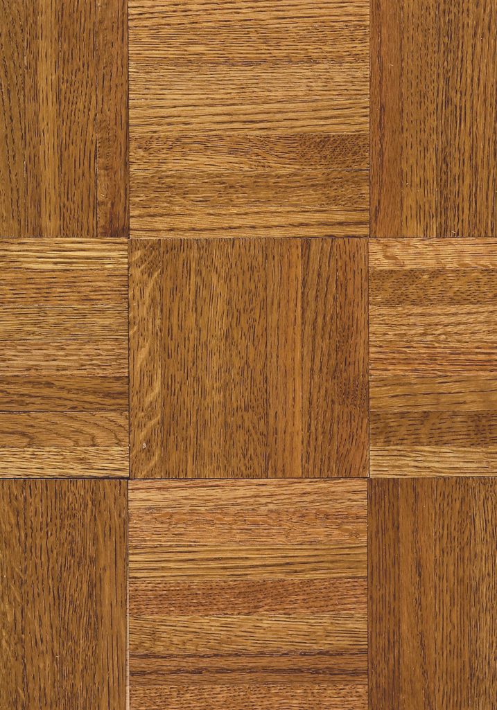 "Honey Oak 12"" - Urethane Parquet Collection - Solid Hardwood Flooring by Armstrong Flooring"