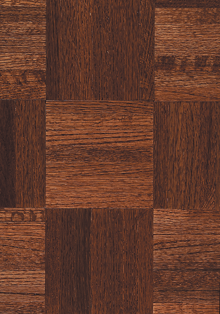 "Cinnabar Oak 12"" - Urethane Parquet Collection - Solid Hardwood Flooring by Armstrong Flooring"