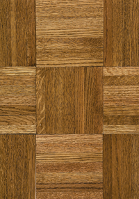 "Tawny Spice Oak 12"" - Urethane Parquet Collection - Solid Hardwood Flooring by Armstrong Flooring"