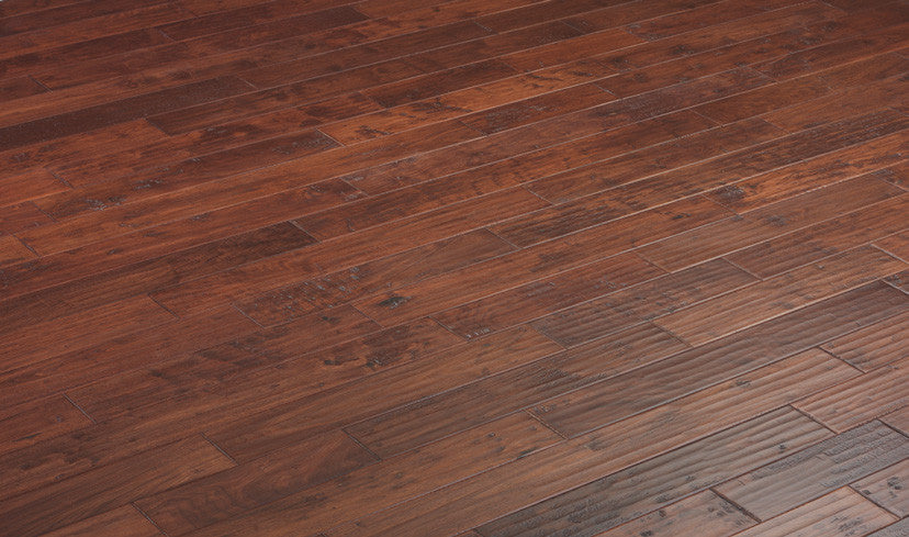 Walnut Harrington - 5'' x  9/16'' Engineered Hardwood by Urban Floors