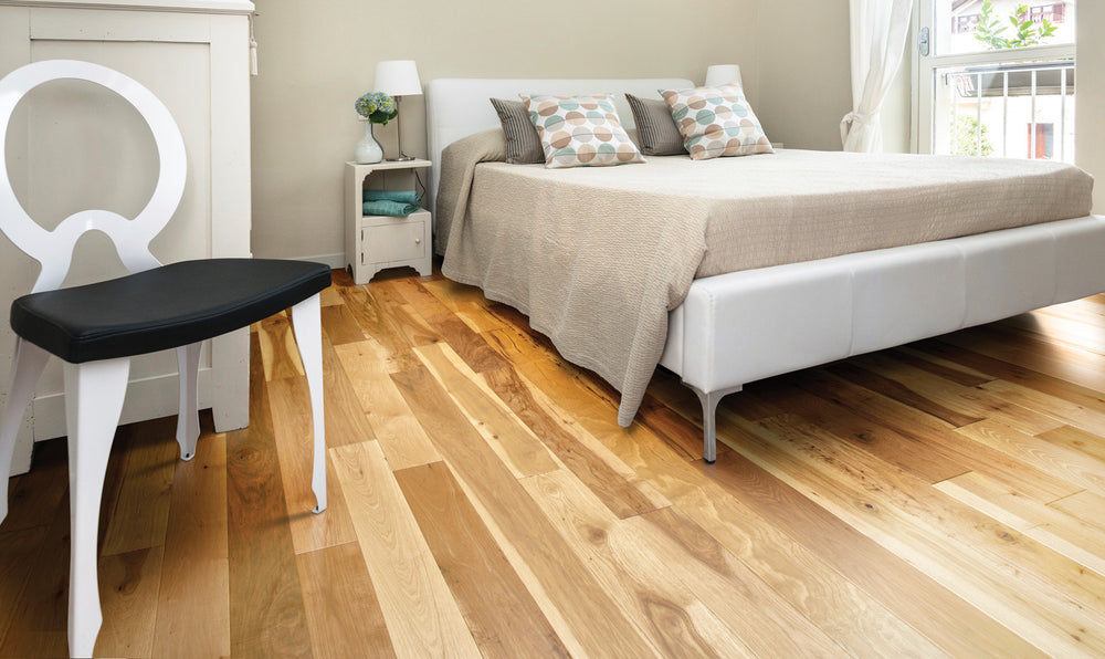 Hickory Natural - 5'' x  9/16'' Engineered Hardwood by Urban Floors