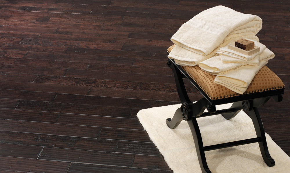 CHISELED EDGE COLLECTION Shadow - Engineered Hardwood Flooring by Urban Floors - Hardwood by Urban Floor - The Flooring Factory