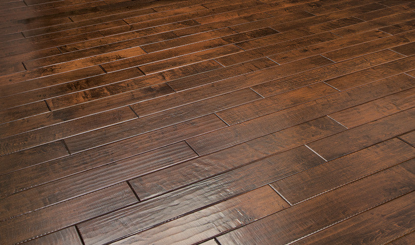 Maple Huntington - 5'' x  9/16'' Engineered Hardwood by Urban Floors