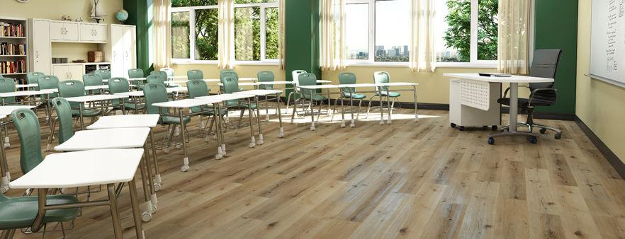 Chestnut Oak - The Woodland Oak Collection - Waterproof Flooring by Republic - Waterproof Flooring by Republic Flooring - The Flooring Factory