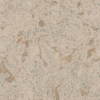 Crema Taupe Storm Prefabricated Quartz Countertop by BCS Vienna