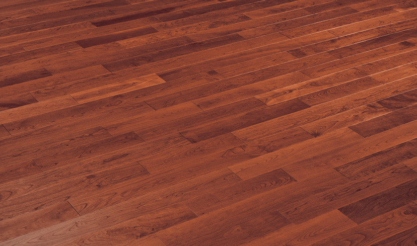 Brazilian Cherry Rio - 5'' x  1/2'' Engineered Hardwood by Urban Floors