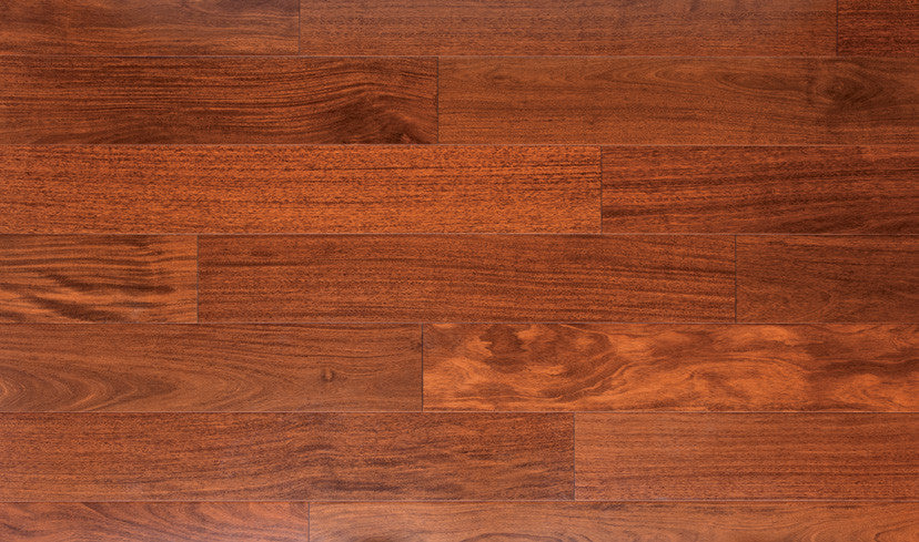Santos Mahogany Natal - 5'' x  1/2'' Engineered Hardwood by Urban Floors