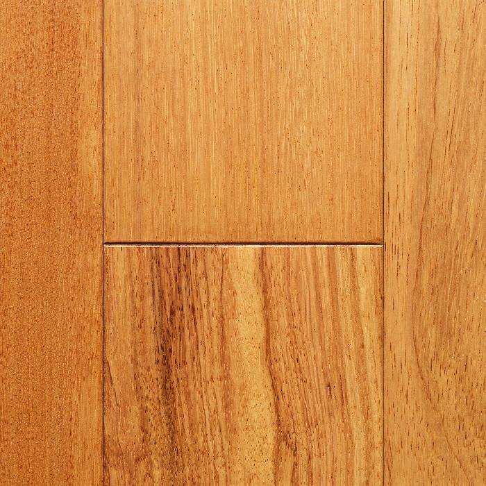 "Doussie Natural Distressed - 5"" x 1/2"" Engineered Hardwood Flooring by Oasis"