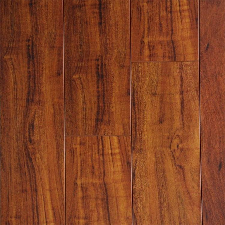 Brazilian Cherry Distressed - Exotic Collection - 12.3mm Laminate Flooring by Eternity - Laminate by Eternity
