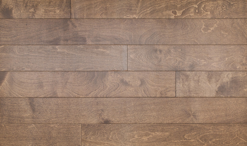 Birch Betula - 5'' x  9/16'' Engineered Hardwood by Urban Floors