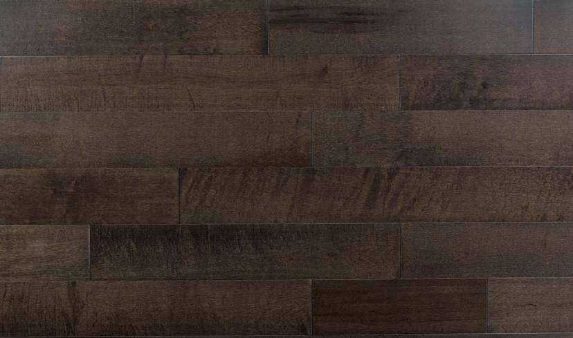 Maple Dapple - 5'' x  9/16'' Engineered Hardwood by Urban Floors