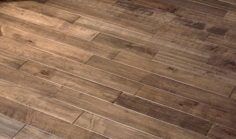Maple Antique - 5'' x  9/16'' Engineered Hardwood by Urban Floors