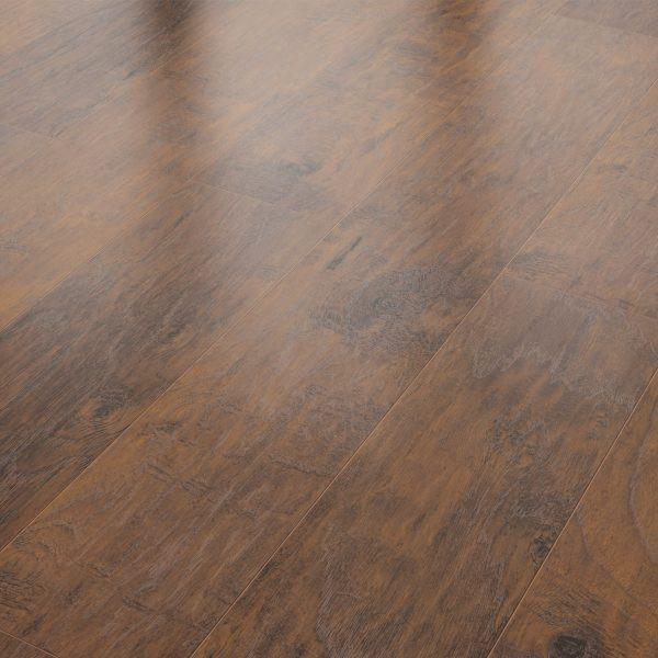 Kilmer Hickory - 12mm Laminate Flooring by Inhaus