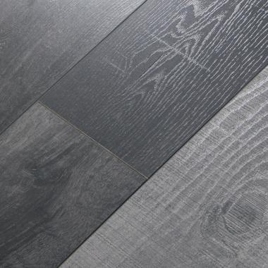 Ebony - MEGAClic Spectrum Collection - 12.3mm Laminate Flooring by AJ Trading