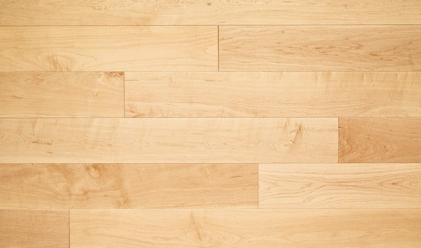 Maple Natural - 5'' x  9/16'' Engineered Hardwood by Urban Floors