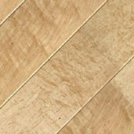"Maple Natural - 6"" x 1/2"" Engineered Hardwood Flooring by Oasis"