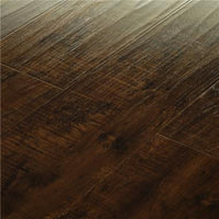 Dark Walnut - 8.3mm MEGAClic Laminate Flooring by AJ Trading