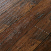 Gunstock Maple - 8.3mm MEGAClic Laminate Flooring by AJ Trading