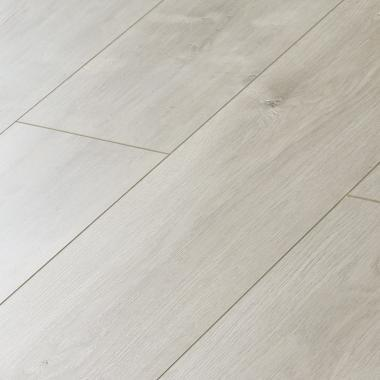 Champagne Grey - 8.3mm MEGAClic Laminate Flooring by AJ Trading