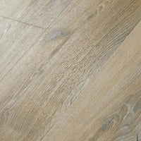 Summer Beam - 6.5mm MEGAClic Laminate Flooring by AJ Trading