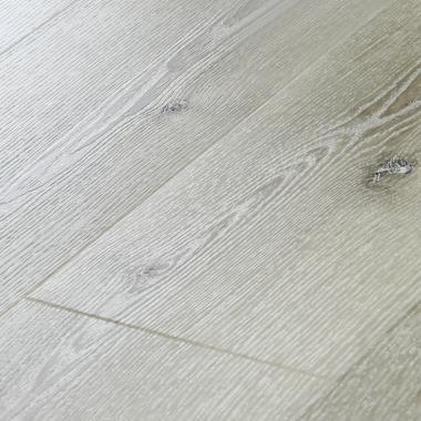 Winter Grey - 6.5mm MEGAClic Laminate Flooring by AJ Trading