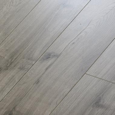 Greystone - 12.3mm MEGAClic Laminate Flooring by AJ Trading