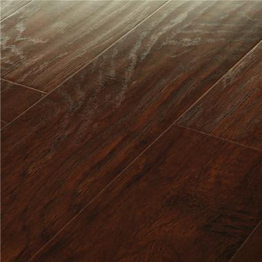 American Hickory  - 8.3mm MEGAClic Laminate Flooring by AJ Trading