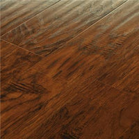 Ikalus Hickory - 8.3mm MEGAClic Laminate Flooring by AJ Trading