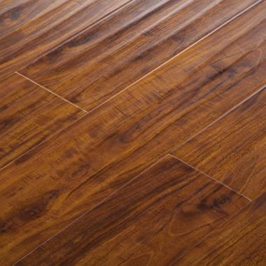 Wild Acacia - 12.3mm MEGAClic Laminate Flooring by AJ Trading