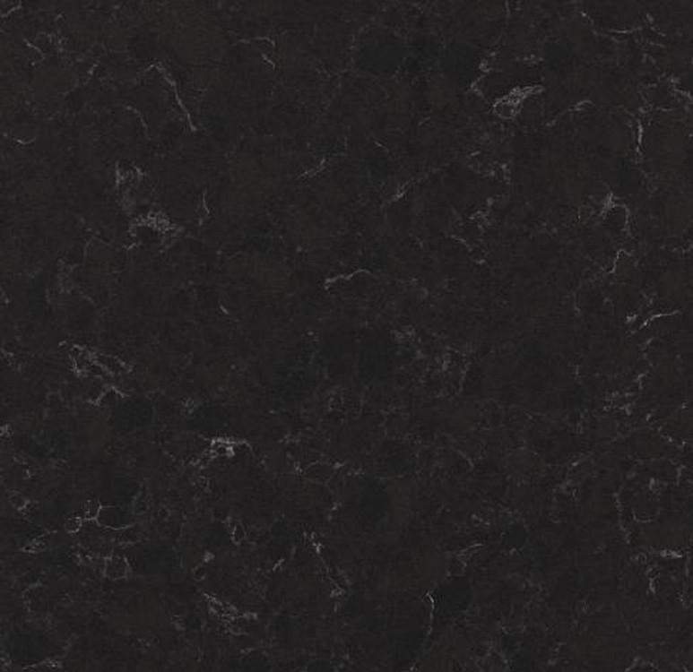 Midnight Mist Prefabricated Quartz Countertop by BCS Vienna