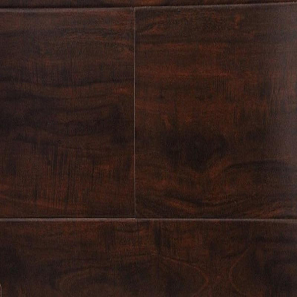 Wild Walnut- 12mm Laminate Flooring by Eternity