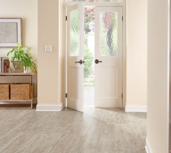 KEYSTONE OAK WHITE VEIL -  Armstrong Collection Waterproof Flooring