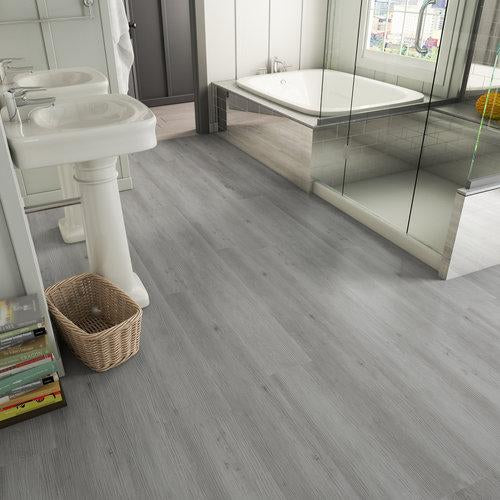 Smoked Pewter - Omnia Collection - Waterproof Flooring by Tropical Flooring