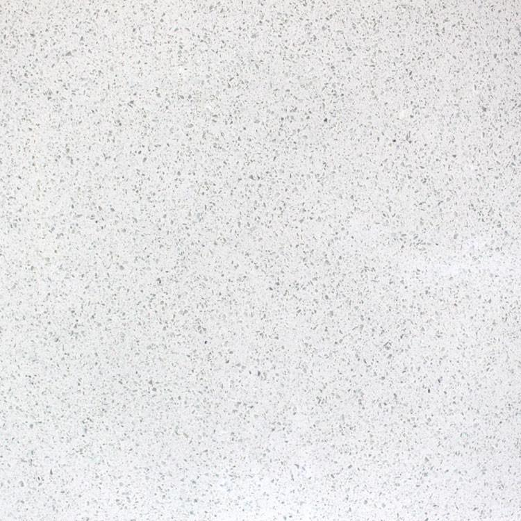 Sparkling Ice Prefabricated Quartz Countertop by BCS Vienna