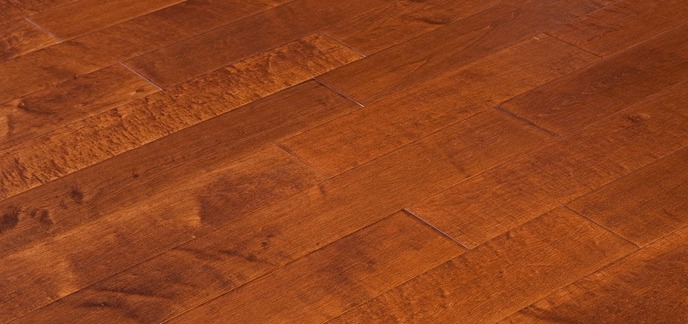 GARRISON || DISTRESSED COLLECTION Syrup - Engineered Hardwood Flooring by The Garrison Collection, Hardwood, The Garrison Collection - The Flooring Factory