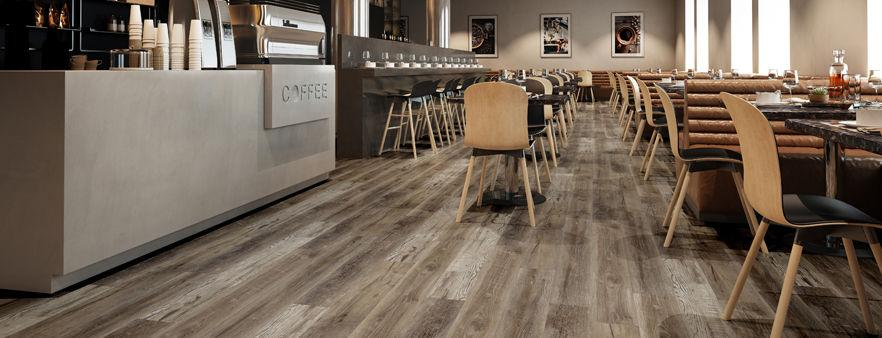 Tropical Malaga - The Clover Creek Collection - Waterproof Flooring by Republic