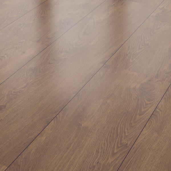 Wild Oak - 10mm Laminate Flooring by Inhaus