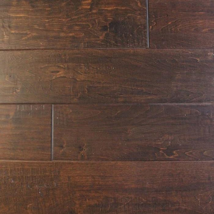 "Jupiter - 6 1/2"" x 1/2"" Engineered Hardwood Flooring by Oasis"