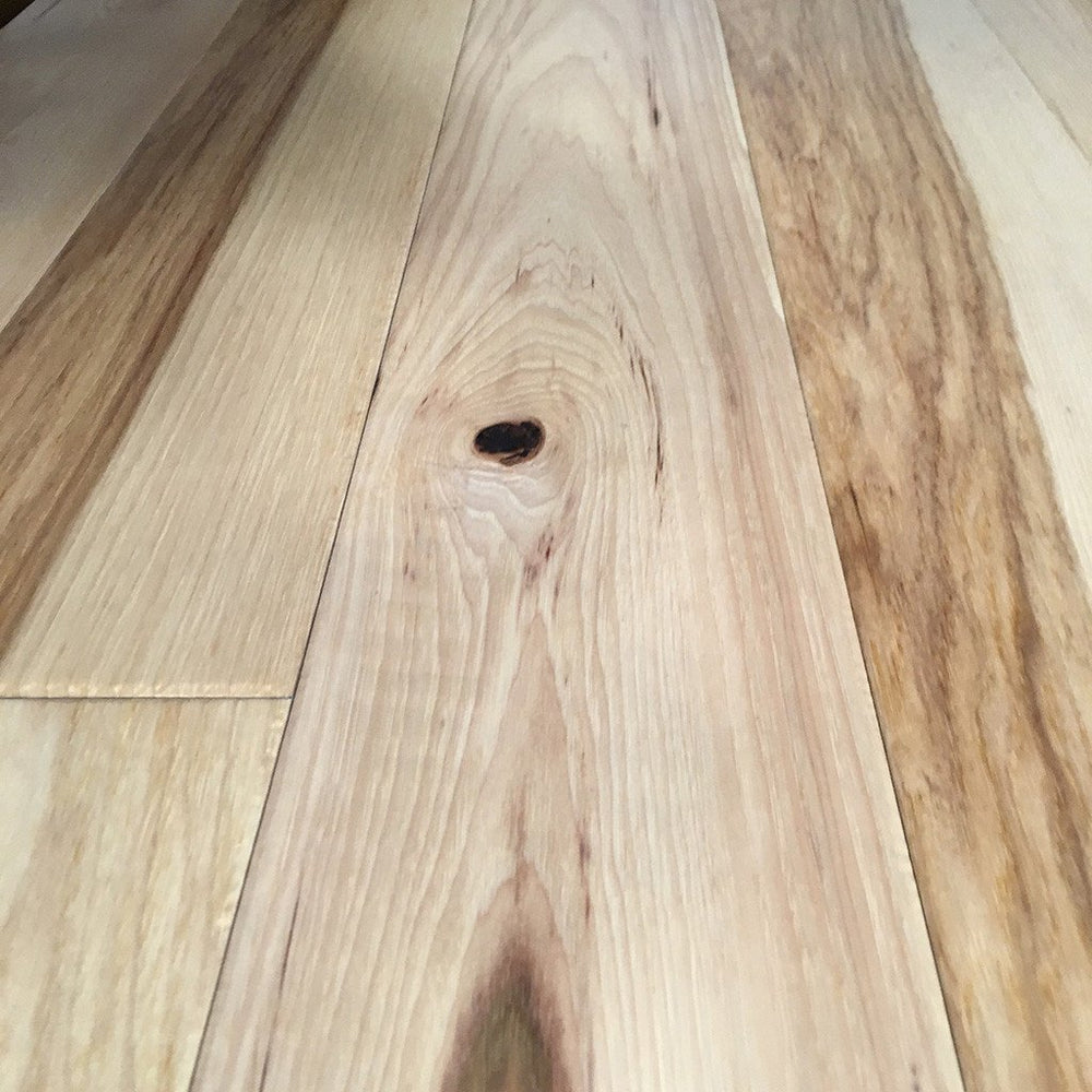Boulder Hickory Natural - Engineered Hardwood Flooring by Dynasty - Hardwood by Dynasty