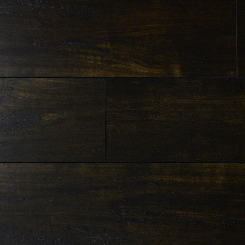 Branding Iron Walnut - 8mm Laminate Flooring by Tecsun