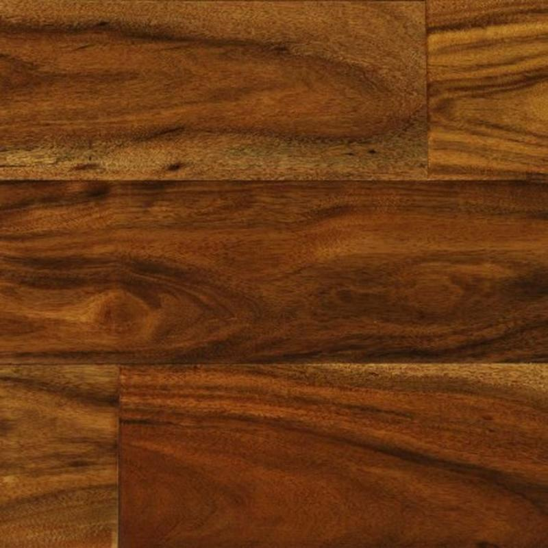 "Salted Caramel - 4 3/4"" x 3/8"" Engineered Hardwood Flooring by Tecsun"