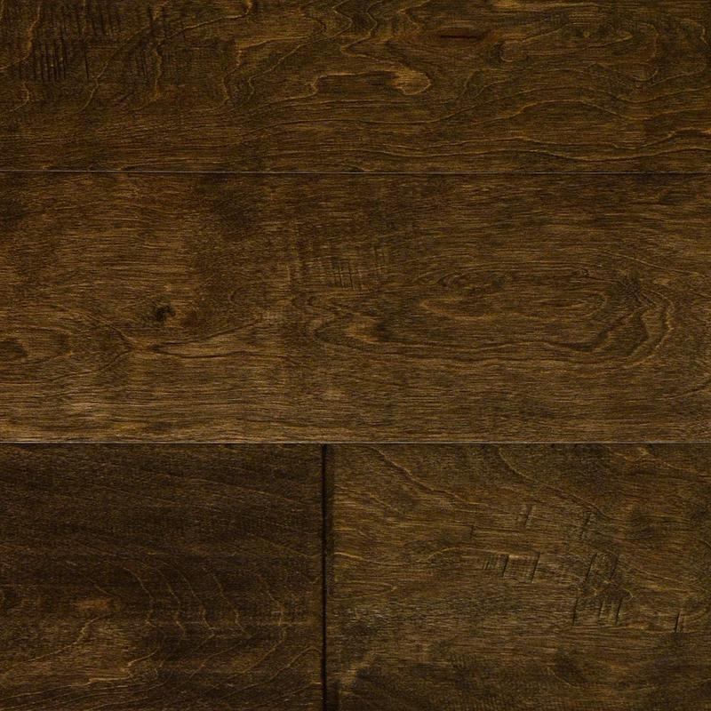 Creekside - 6 1/2'' x 1/2'' Engineered Hardwood Flooring by Tecsun