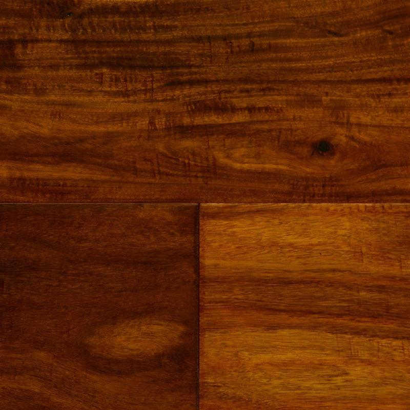"Golden Harvest Acacia - 6 1/2"" x 1/2"" Engineered Hardwood Flooring by Tecsun"