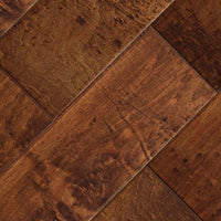 "Maple Sierra - 6"" x 1/2"" Engineered Hardwood Flooring by Oasis"