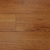 Natural Oak - 12mm Laminate Flooring by Republic