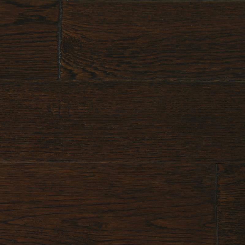 "Walnut Oak - 5'' x 1/2"" Engineered Hardwood Flooring by Tecsun"